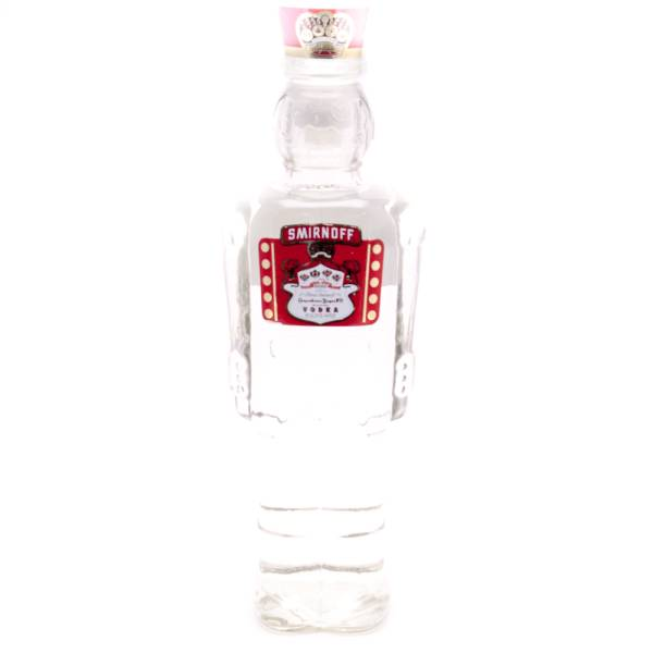 Smirnoff Vodka - -100 Proof - 750ml