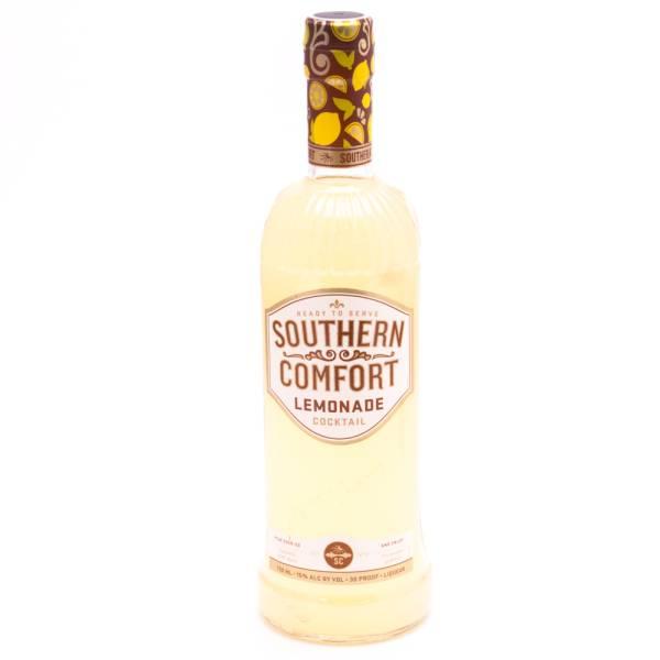 Southern Comfort Lemonade Cocktail - 30 Proof - 750ml