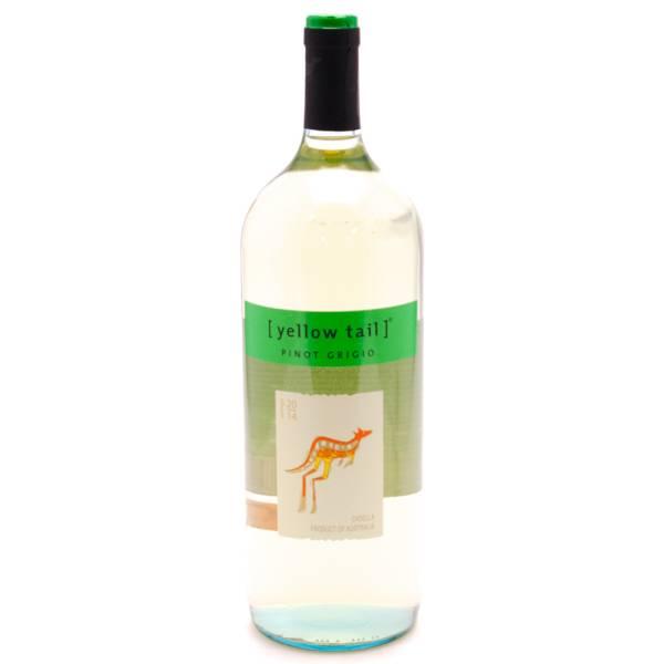 Yellow Tail Pinot Grigio Casella - 1.5ltr