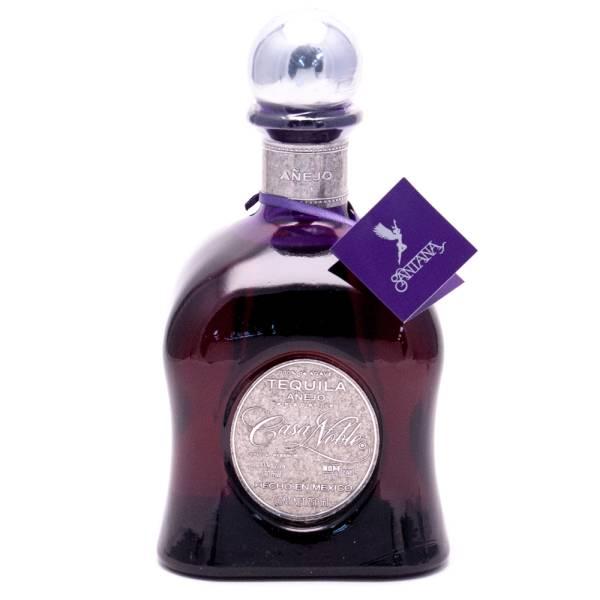 Casa Noble Tequila Santana Anejo - 40% - 750ml