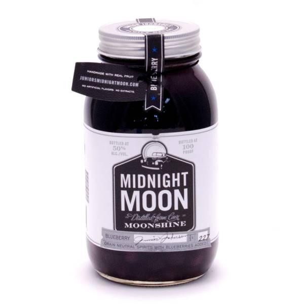 Midnight Moon - Blueberries 100 Proof 750ml