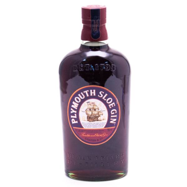 Coates & Co. Plymouth Sloe Gin - 26% ACL - 750ml
