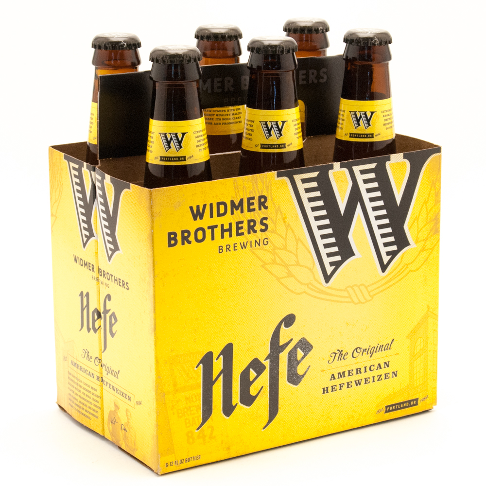 Widmer Brothers Hefe Ale 6 Pack