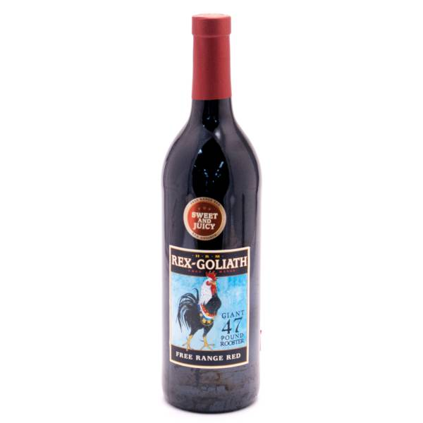 Rex Goliath Free Range Red 750ml
