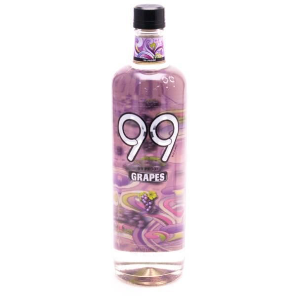 99 Proof Grape 495 Alc 750ml