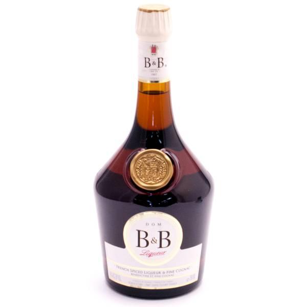 DOM B & B French Spiced Liqueur 750ml