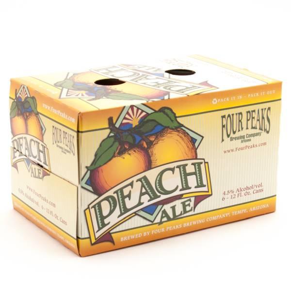 Four Peaks Peach Ale - 6 Pack