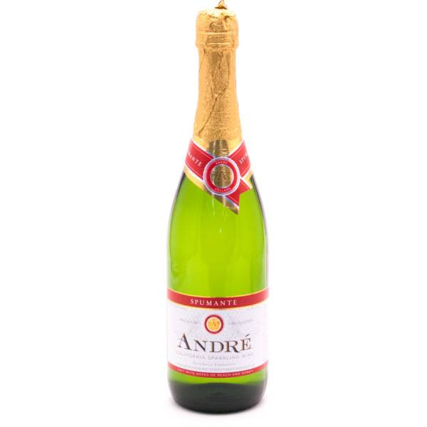 Andre California Sparkling Wine - Spumante - 9% ACL - 750ml