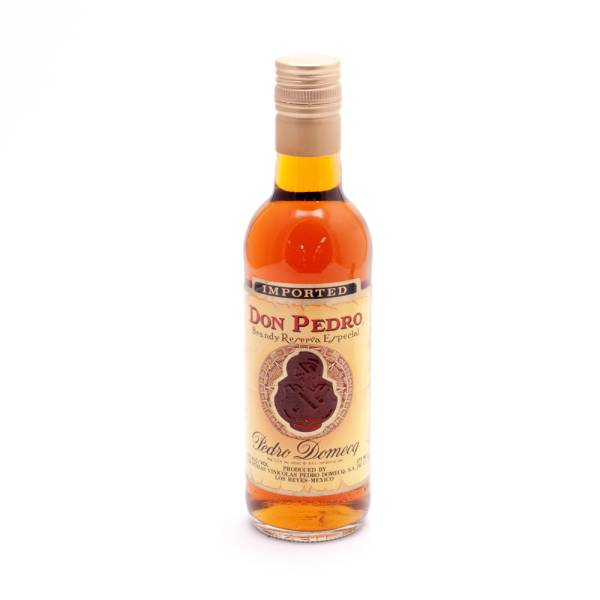 Don Pedro Brandy Reserva Esprecial Pedro Domecq - 40% - 375ml