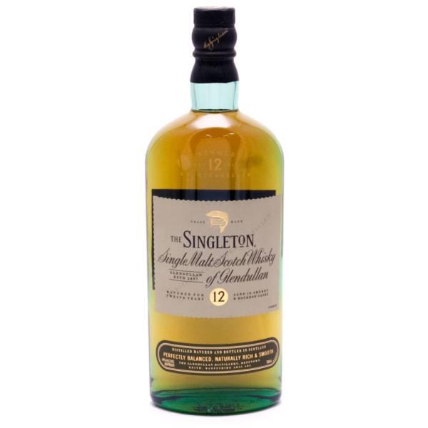 The Singleton Single Malt Scotch Whiskey of Glendullan 40% ALC - 750ml