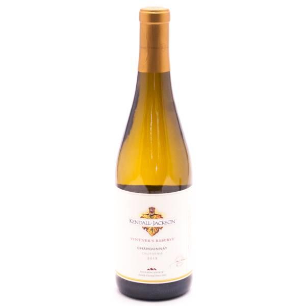 Kendall-Jackson Vintner's Reserve Chardonnay - 750ml