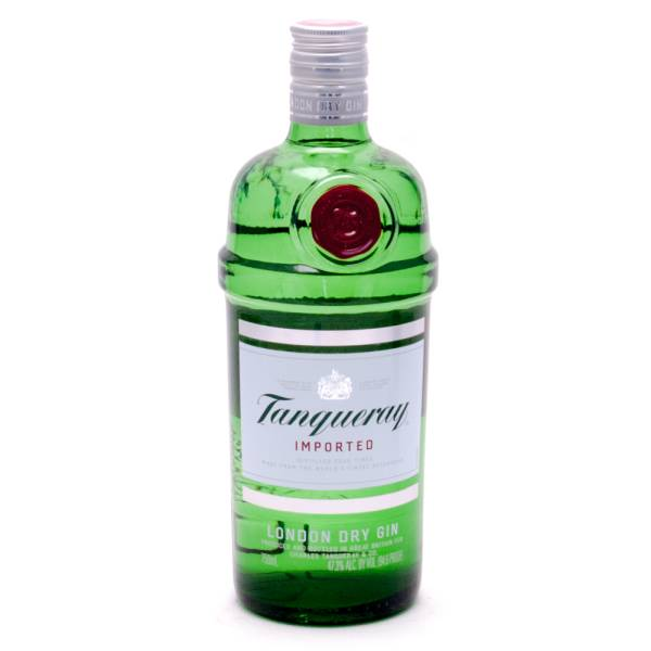 Tanqueray Dry Gin 94.6 Proof 750ml