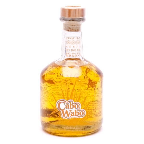 Cabo Wabo Tequila Anejo - 40% - 750ml