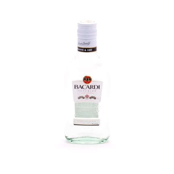 Bacardi Superior Original Premium Rum - 40% - 200ml