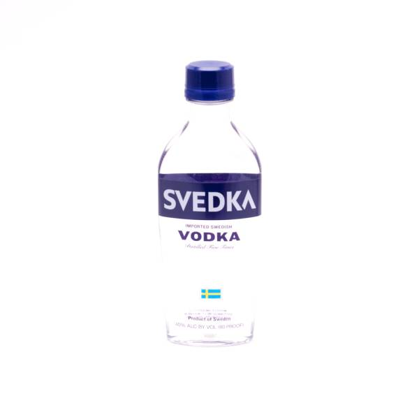 Svedka Vodka - 80 Proof - 200ml