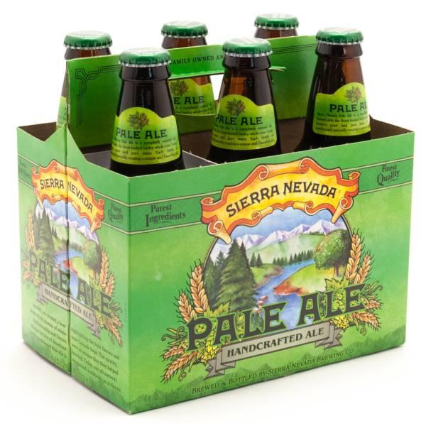Sierra Nevada Pale Ale - 6 Pack