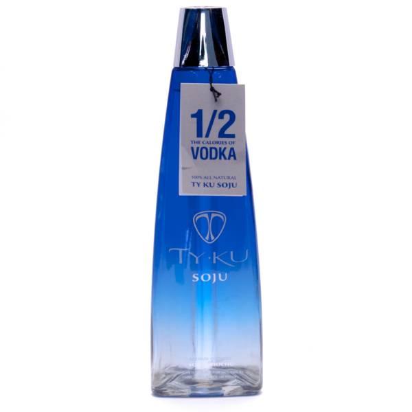 TY KU SOJU Vodka 40 Proof 750ml