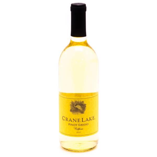 Crane Lake Pinot Grigio - 12.5% ACL - 750ml