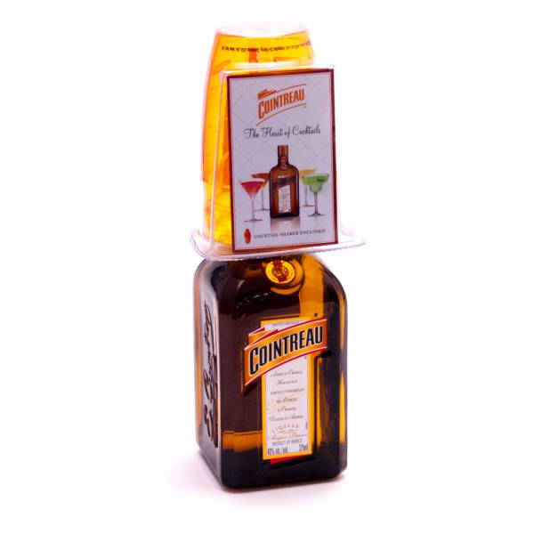 Cointreau L'Spirit D' Orange Harmonie Liqueur - 40% ALC - 375ml