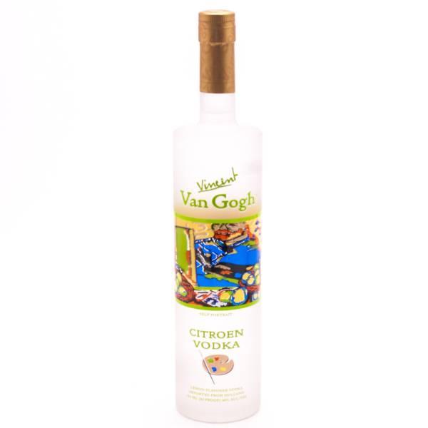 Vincent Van Gogh Citroen Vodka 70 Prof 750ml
