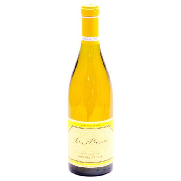 Les Pierres Chardonnay 2004 750ml