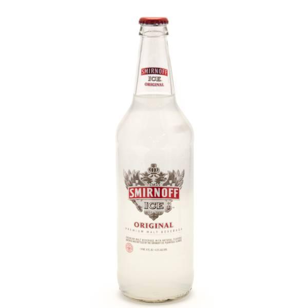 Smirnoff Ice Original Premium Malt Beverage 22oz