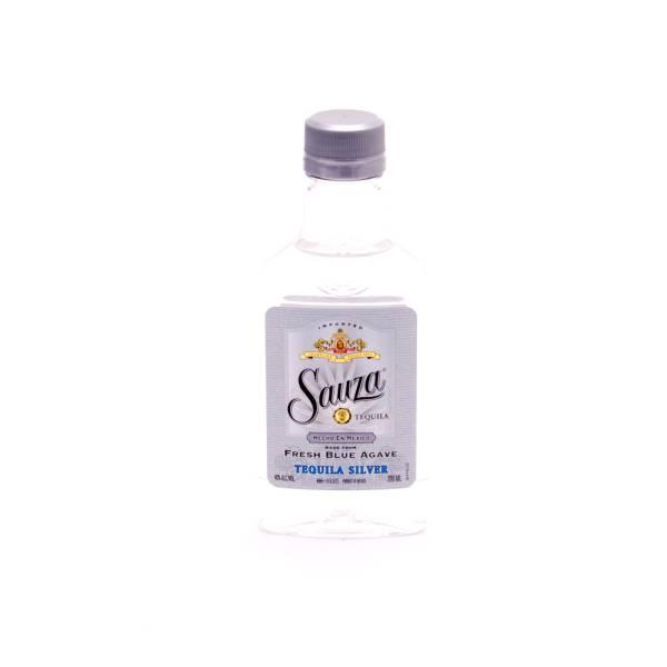 Sauza Tequila Silver - 40% ACL - 200ml