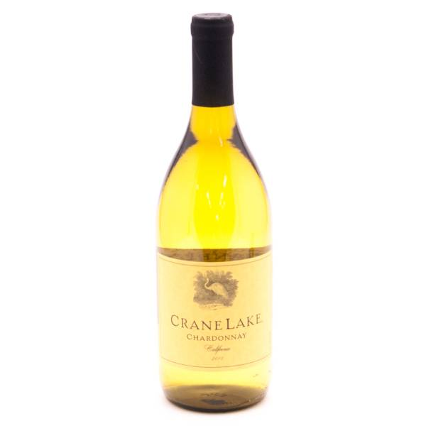 Crane Lake Chardonnay - 12.5% ACL - 750ml