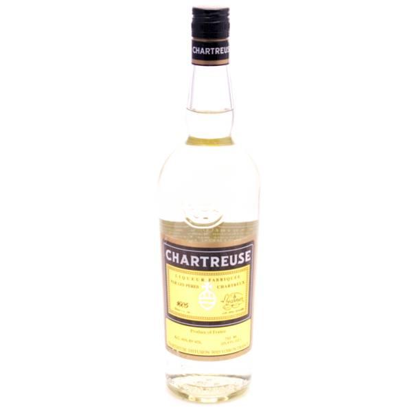 Chartreuse Liqueur 40% Alc.  750ml