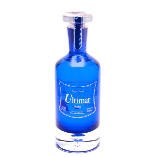 Ultimat Vodka 80 Proof 750ml