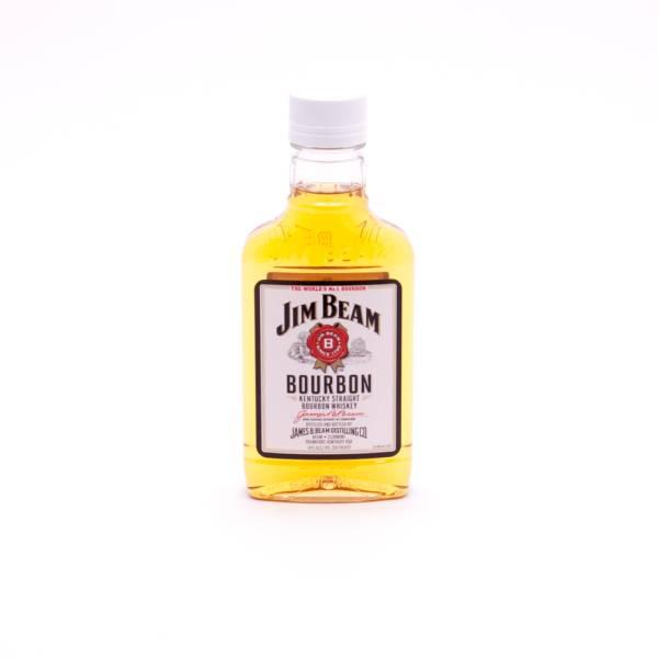 Jim Beam Kentucky Straight Bourbon Whiskey - 80 Proof - 200ml