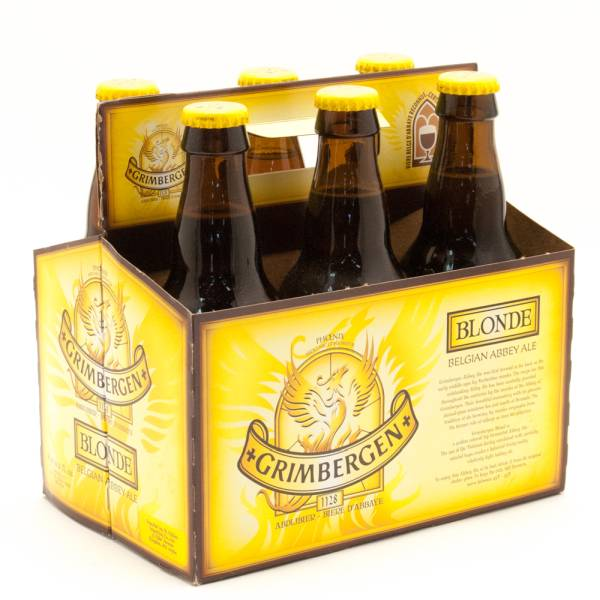 Grimbergen Blonde 6 Pack
