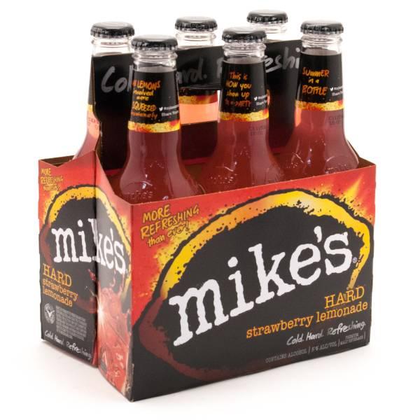 Mike's Hard Lemonade - Hard Strawberry Lemonade - 6 Pack