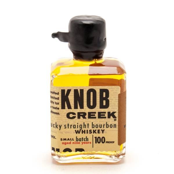 Knob Creek Kentucky Straight Bourbon Whiskey Mini 50ml