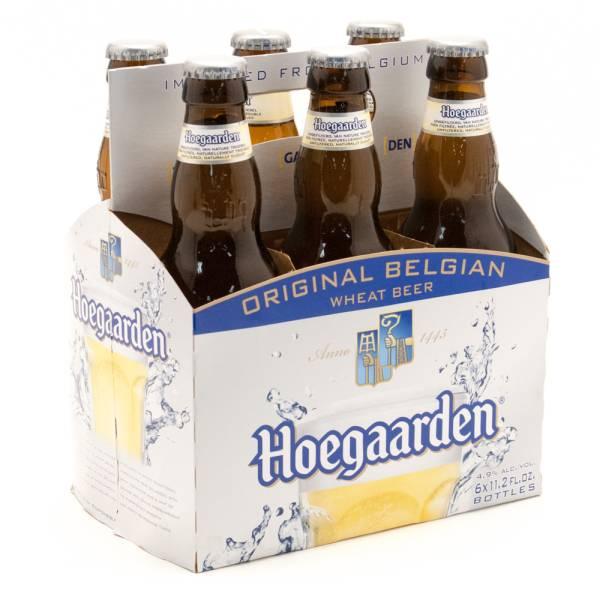 Hoegaarden 6 Pack