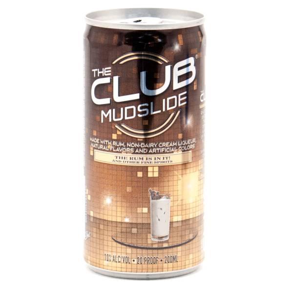 The Club Mudslide 200ml