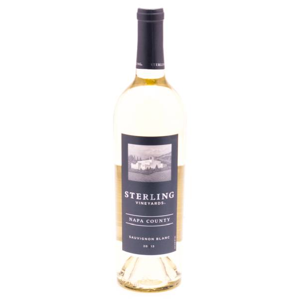 Sterling Vineyards Napa County Sauvignon Blanc - 750ml