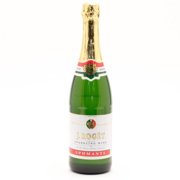 J. Roget Spumante Sparkling Wine 750ml