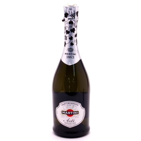 Martini & Rossi - 1863 Asti Sparkling Wine 750ml