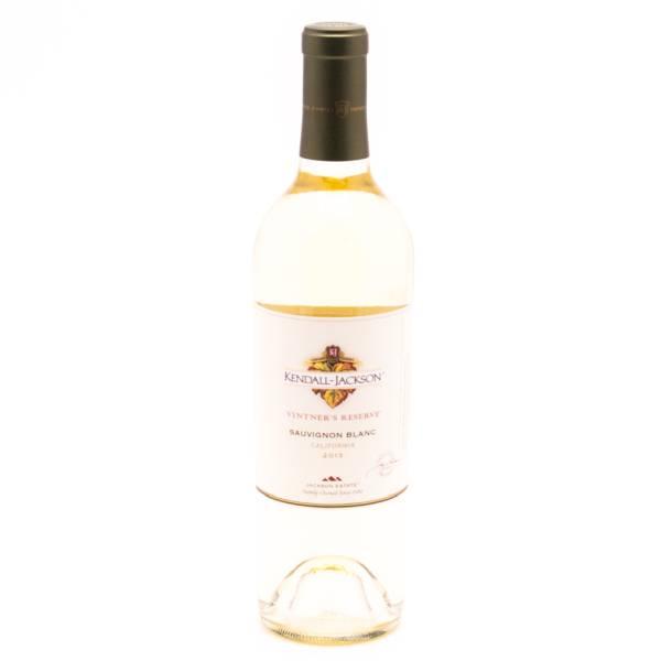 Kendall-Jackson Vintner's Reserve Sauvignon Blanc - 750ml