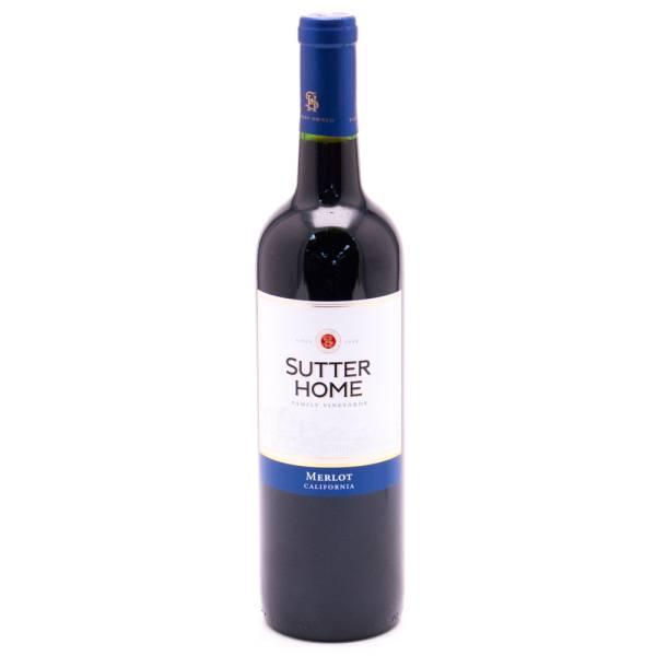 Sutter Home Family Vineyards - 750ml