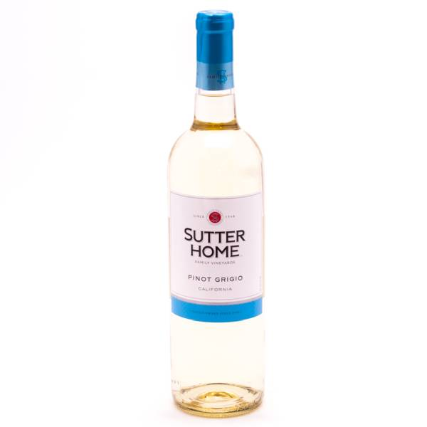 Sutter Home Family Vineyards Pinot Grigio - 750ml