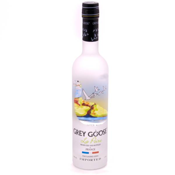 Grey Goose La Poire Vodka - 40% ACL - 375ml