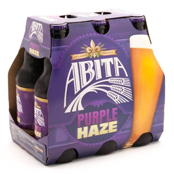 Abita Purple Haze Beer - 6 Pack