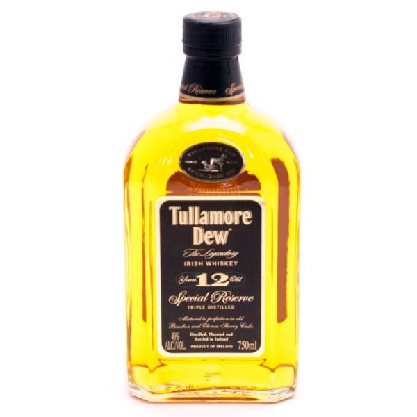Tullamore Dew Irish Whiskey 40% Alc. 750ml
