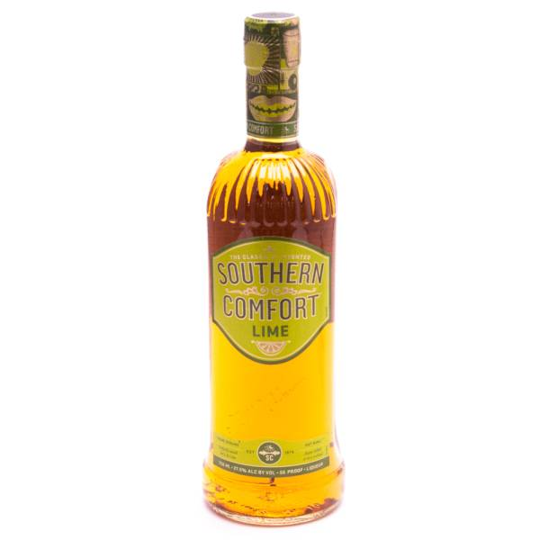 Southern Comfort Lime - 55 Proof - 750ml
