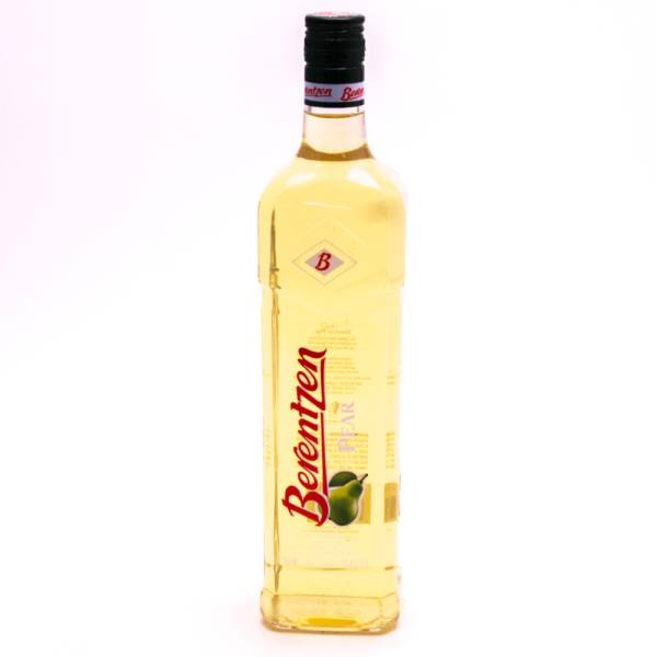 Berentzen Finest Pear Liquor - 15% ACL - 750ml