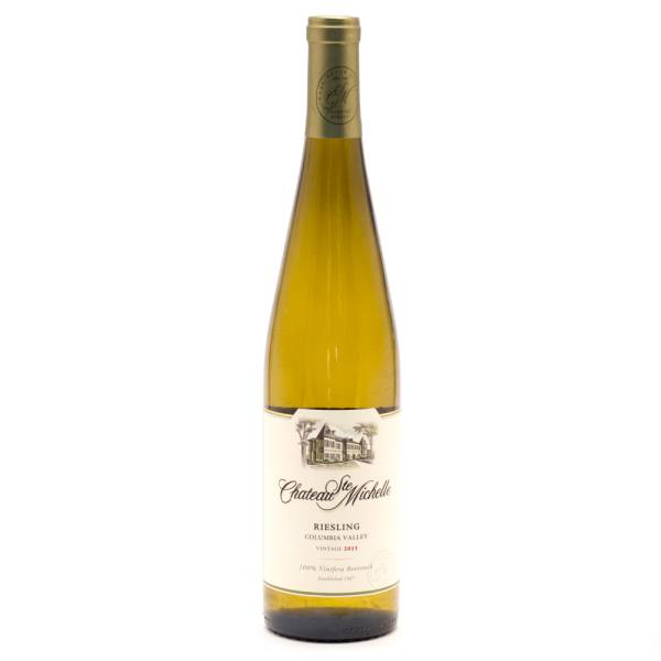 Chateau Ste Michelle 2013 Riesling 750ml