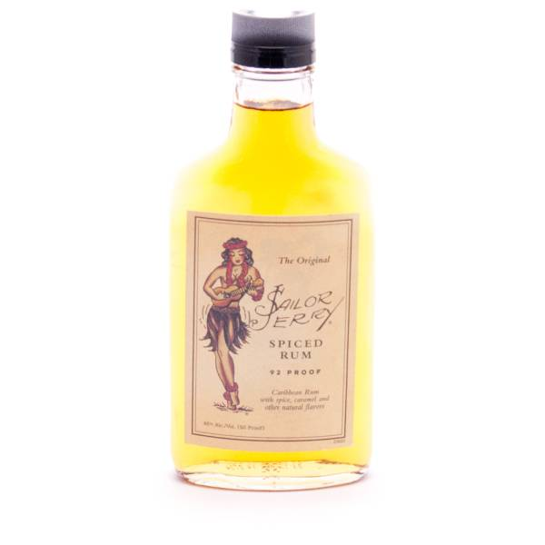 Sailor Jerry Spiced Rum - 92 Proof - 200ml