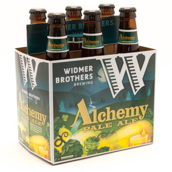 Widmer Brothers Alchemy Pale Ale 6 Pack